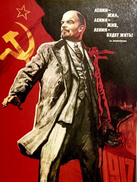 Почему революция 1917 года будоражит умы 100 лет спустя? Ваше мнение?