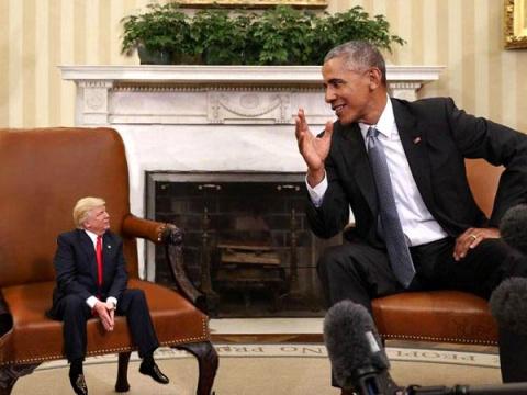 Маленький Трамп — новый безумный мем, одолевающий интернет