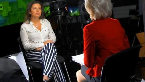 Иностранцы об интервью Маргариты Симоньян каналу CBS: «Устал смеяться над американскими СМИ»