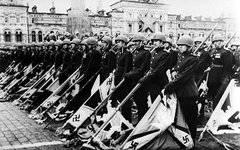 9 мая перед Советским Союзом…