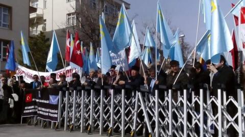 В Турции состоялся митинг пр…
