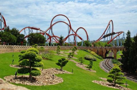 10 самых впечатляющих парков…