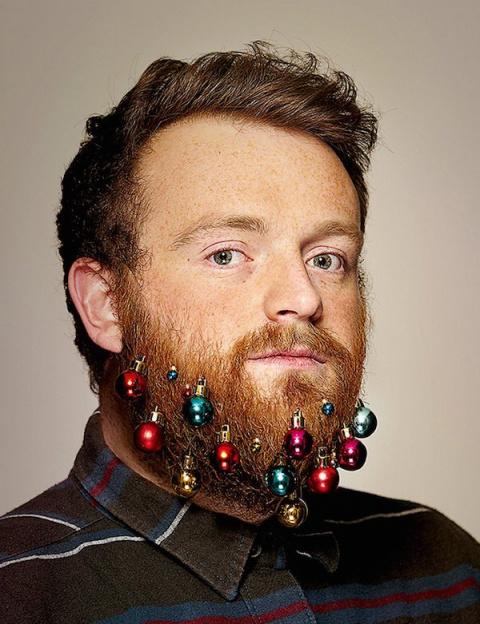 Красота для бороды