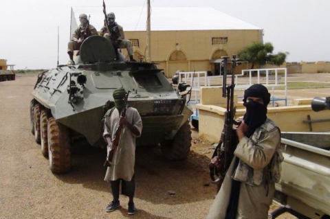 Африка. Каналы поставок вооружений