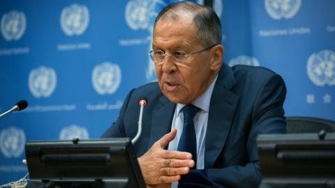 Лавров: Украина напала на Донбасс