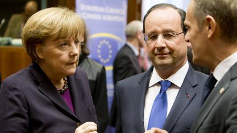 Почему Европа готова смягчит…