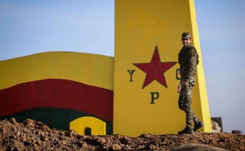 Сирийские курды получили пар…