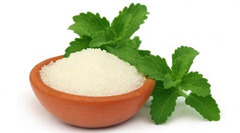 Польза стевии и коричневого сахара