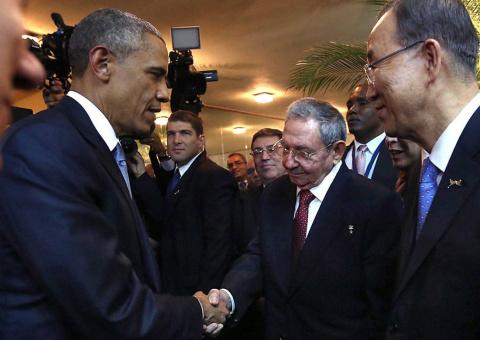 Обама Латинской Америке и ми…