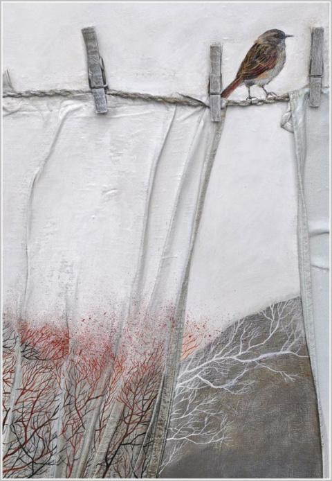 Замечательный художник из Швейцарии Elfi Cella