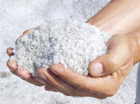 Целебные свойства соли