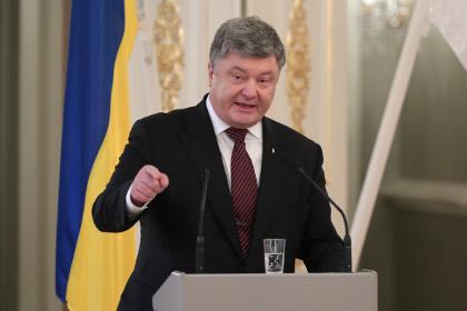 Порошенко увидел у Путина «глубокую и искреннюю ненависть» к Украине