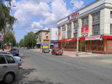 Улицу Карла Маркса ждет дорогостоящая реконструкция