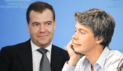 Бойтесь Медведева-младшего