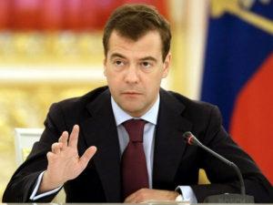 Медведев: «США хотят похоронить «Северный поток-2″ путем санкций»