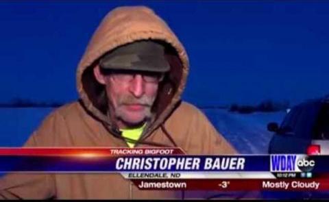 Охотник из Северной Дакоты б…