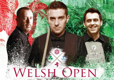 Welsh Open 2017. 1/8 финала