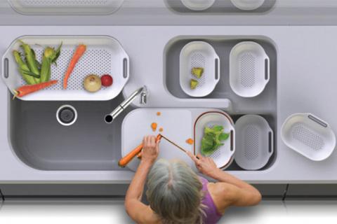 Самые «умные» кухонные мойки. Еще пару десятилетий назад мы о таком и не мечтали