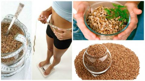 Гречневая диета – убийца лиш…