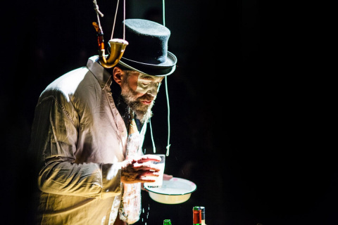 Инженерный театр АХЕ собирает деньги на «Порох»