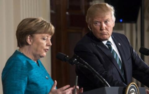 Трамп оценил усилия ФРГ иФр…
