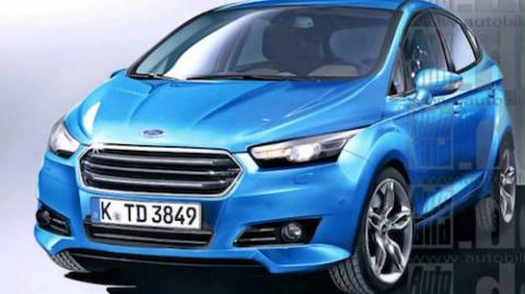 Новое поколение Ford Fiesta …