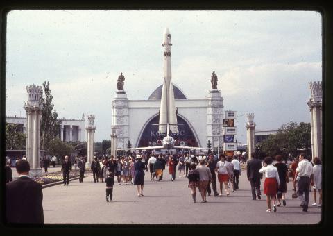 """Фотографии павильона """"Космос…"""