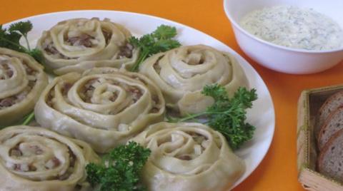 Ханум это блюдо Узбекской ку…