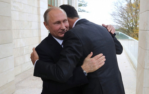 Путин заявил о завершении оп…