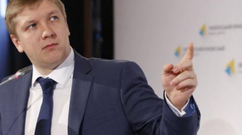 """Коболев призвал страны ЕС изменить контракты с """"Газпромом"""" в одностороннем порядке ..ибо тут вам не здесь."""