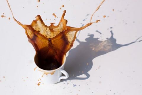 Так сколько же чашек кофе в …