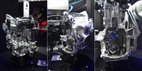 Новое поколение двигателей: степень сжатия изменяется