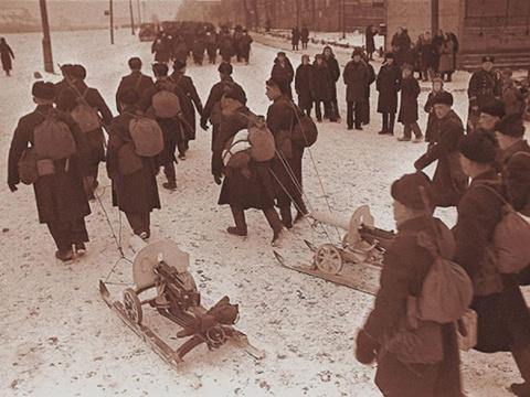 Редкие фотографии Великой Отечественной войны