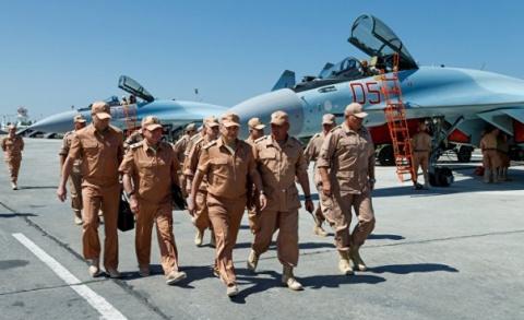 Западное мнение: русские победили в Сирии