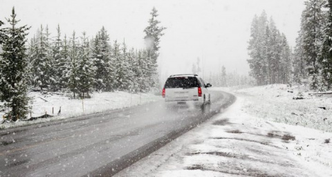 Зимние дороги. Пять предвест…