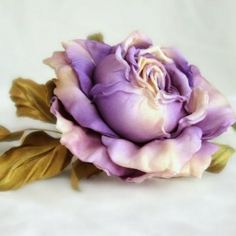 Великолепный МК по изготовлению цветов