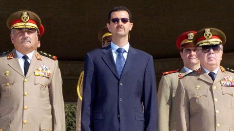 Асад - красаучег!
