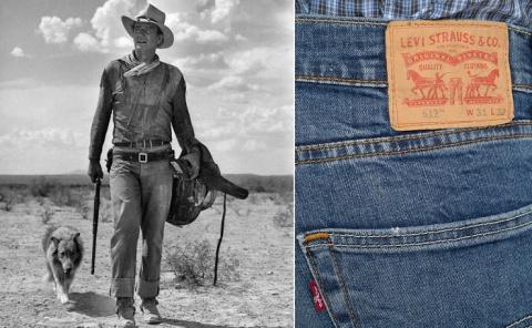 Эти нестареющие джинсы: штаны, которые должны были помочь разбогатеть старателям