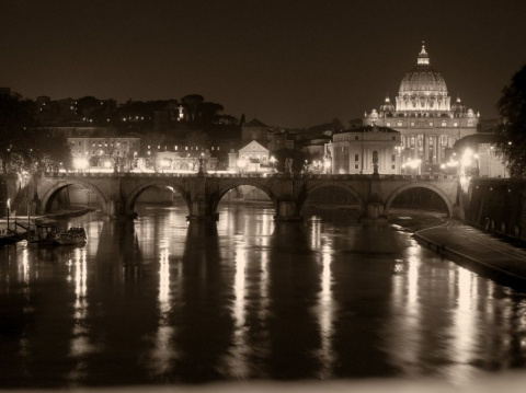 Вечный город Рим!