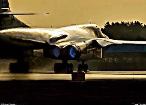 Проблемы самообороны Ту-160М…