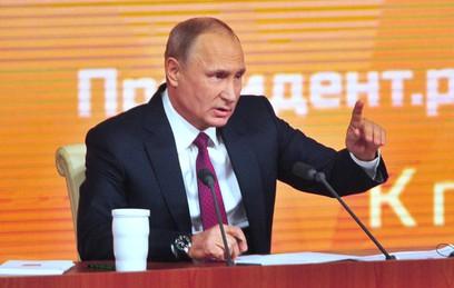 Путин рассказал, как военные…
