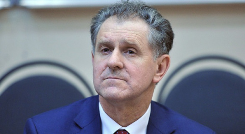 Первый президент Удмуртии ск…