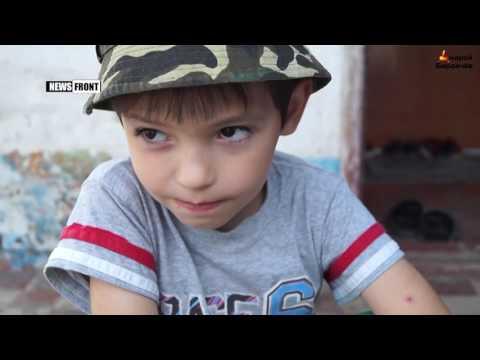 Шестилетний мальчик из ДНР: Мое главное желание — чтобы не было войны