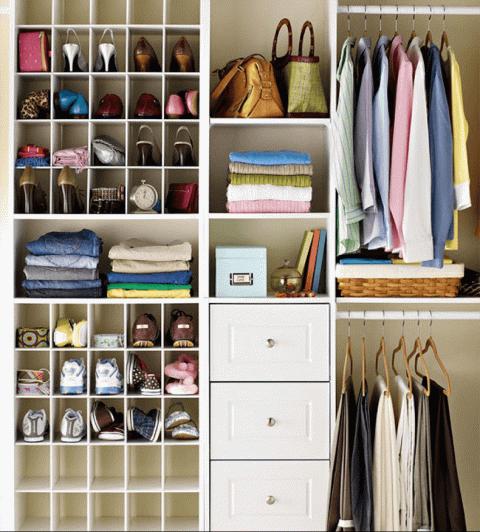 Планируем правильно шкаф своей мечты