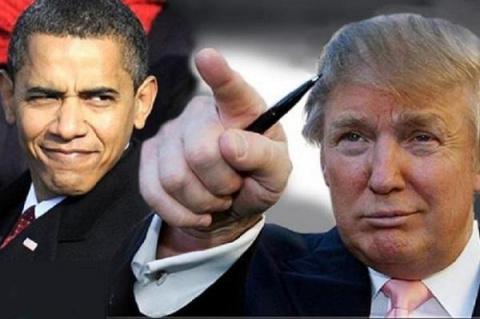 Скандал с прослушкой в Белом доме: Обама шпионил за Трампом во время предвыборной гонки
