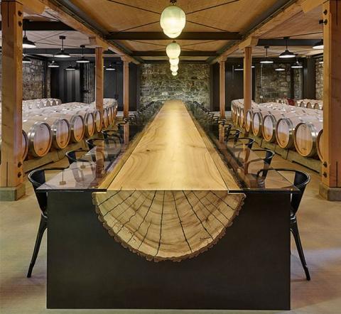 Необычные столы мира