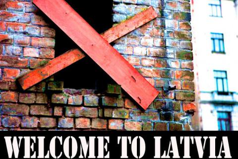 Как Латвия во времена своей независимости жировала