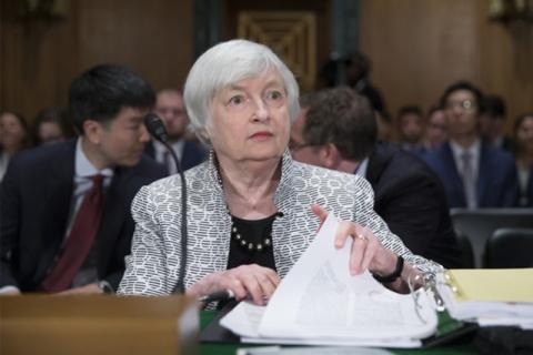 Трамп обсудит с Йеллен ее назначение главой ФРС