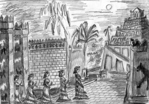 Как Вавилон стал «блудницей»?