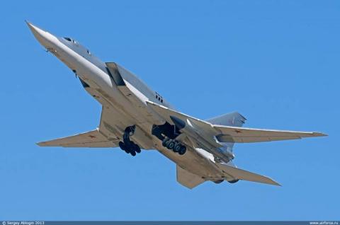 Ту-22М3 получат новые сверхз…
